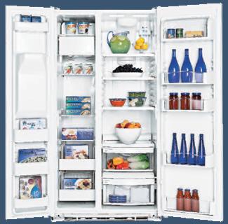 R frig rateur general electric rce24kgfww pas cher - Refrigerateur americain general electric ...