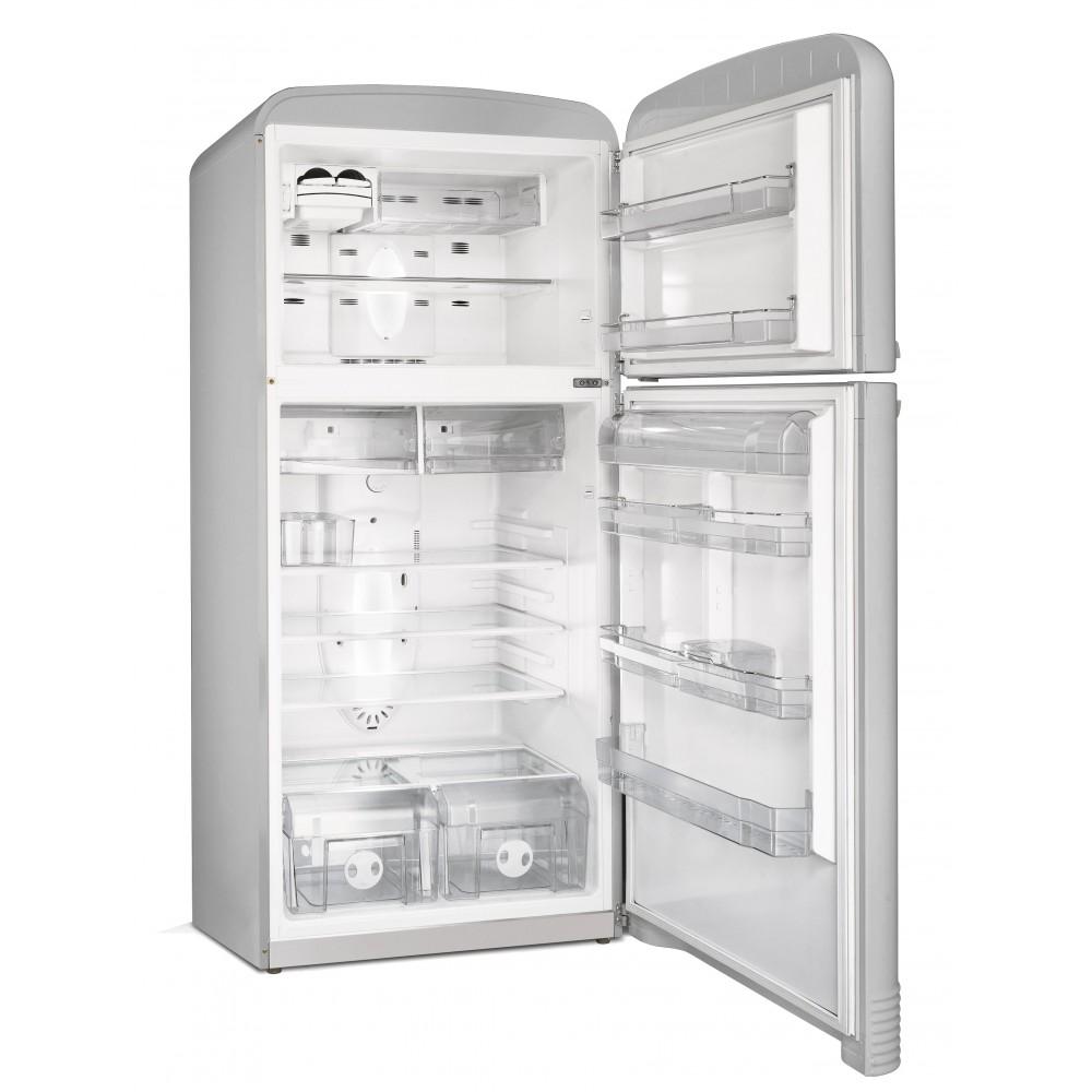 R frig rateur smeg fab50x pas cher for Interieur frigo smeg
