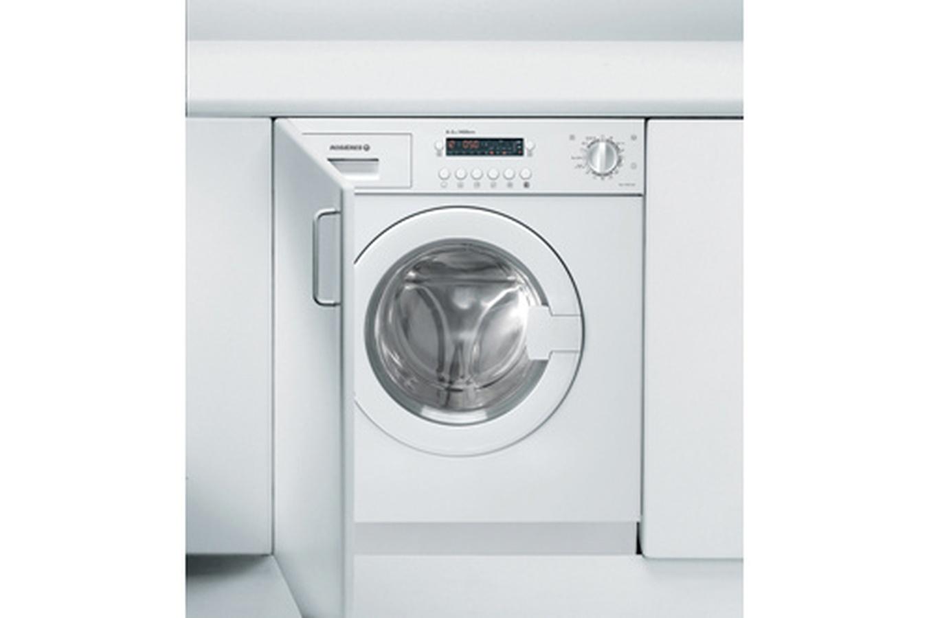 Machine À Laver Et Sèche Linge Intégré lave linge rosieres rils14853dn-s pas cher