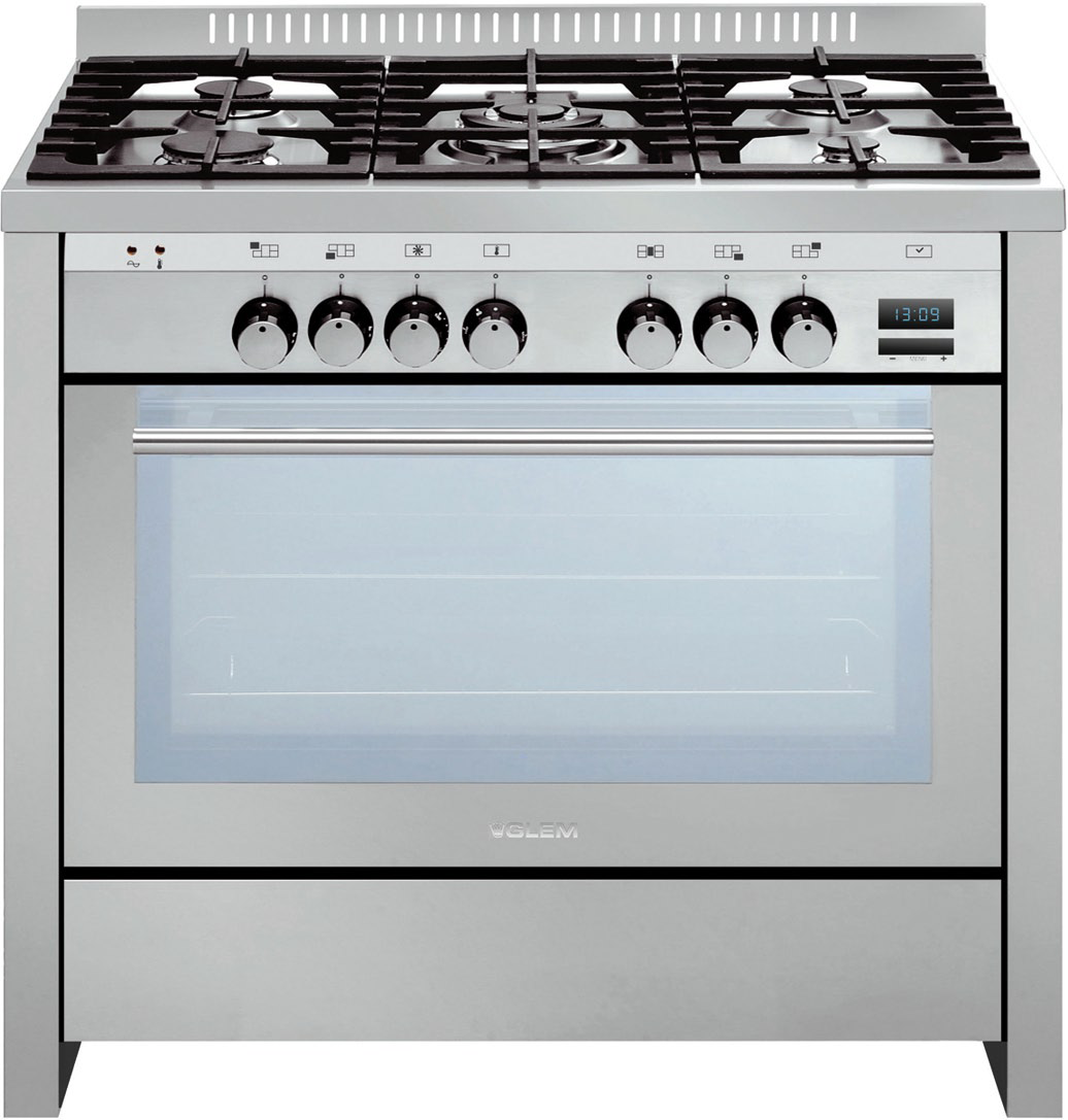 Photo Cuisinière Catalyse Glem GM96CVIX