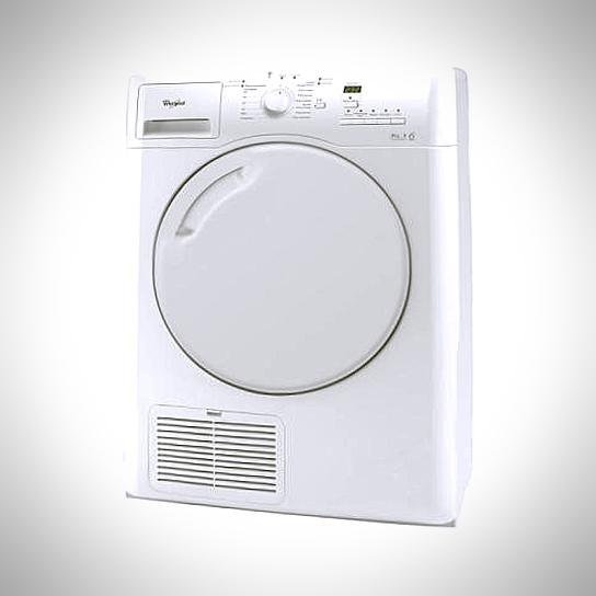 Photo s che linge whirlpool condensation azb8221 - Seche linge a condensation ...