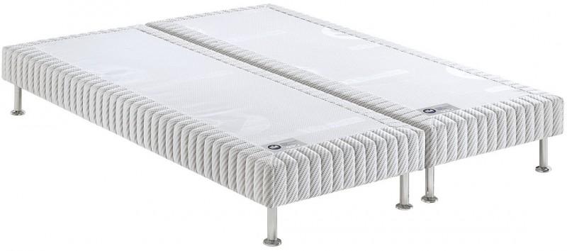 Sommier Bultex Sommier Confort Medium 2x80x200 Pas Cher