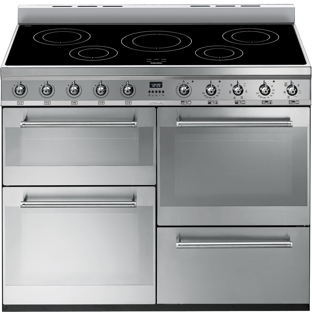 Cuisini re piano cuisson pas cher - Piano induction smeg ...